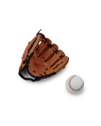 Glove and Ball Set Adult