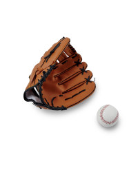 Children's Glove and Ball Set