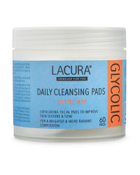 Lacura Daily Cleansing Pads 60 Pack
