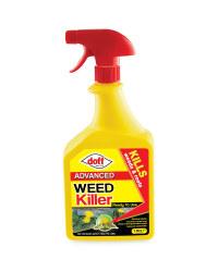 Doff Glyphosate Weedkiller 1L