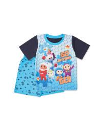 Go Jetters Toddler Pyjamas