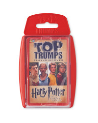 Top Trumps Goblet of Fire