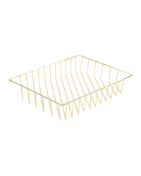 Gold File Tray