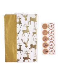 Gold Foil Tissue