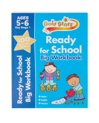 Gold Stars KS1 Bumper Workbook 5-6