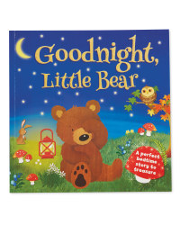 Goodnight Little Bear Picture Flats
