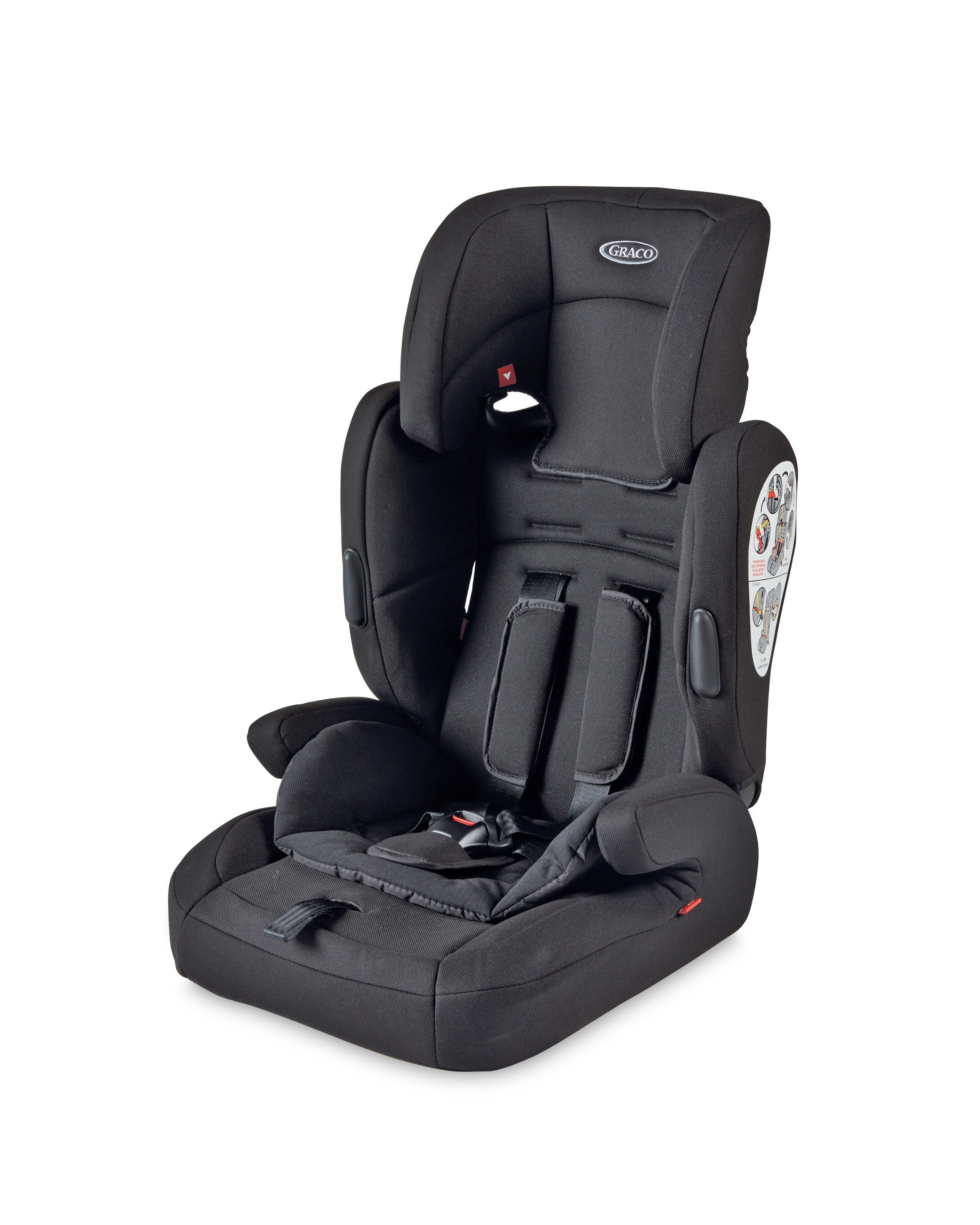 3faaf2f56fc3 Graco Endure Child Car Seat - ALDI UK
