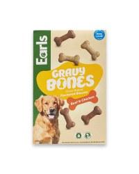 Gravy Bones Baked Flavoured Biscuits