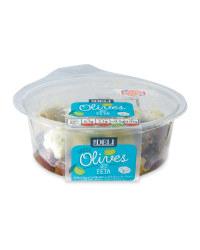 Greek Olives with Feta