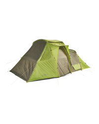 Adventuridge Green 4 Man Tent