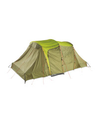 Green 4 Person Family Tent