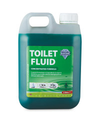 Concentrated Toilet Fluid