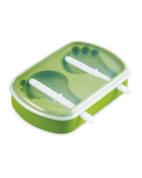 Green Dinosaur Ice Lolly Mould