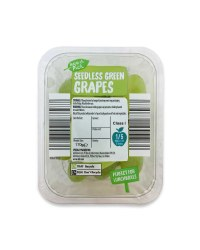 Green Grapes Snack Pack