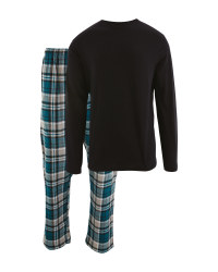 Green Mens Pyjamas