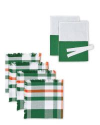 Green Picnic Essentials Set