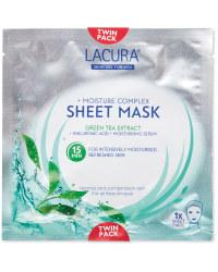 Green Tea Face Sheet Mask