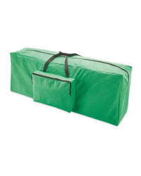 Green Tree Storage Bag