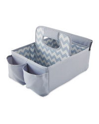 Mamia Chevron Caddy & Changing Mat