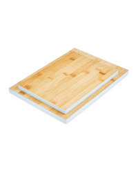 Grey Chopping Boards 2 Pack