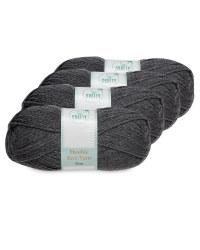 So Crafty Grey Double Knit Yarn