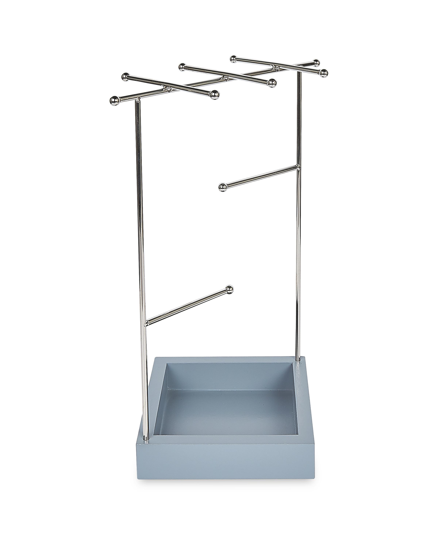 Grey/Silver Jewellery Stand