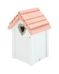Bird Box Grey Nest Box