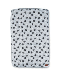 Grey Paws Cosy Pet Blanket