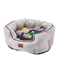 Large Grey Pet Cuddle Bundle