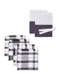 Grey Picnic Essentials Set