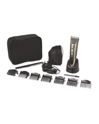Grey Professional Grooming Kit