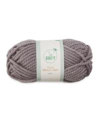 Grey Super Chunky Yarn