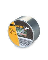 Grey Supertough Duct Tape