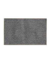 Grey Washable Mat