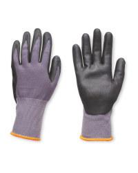Grey Workwear Gloves