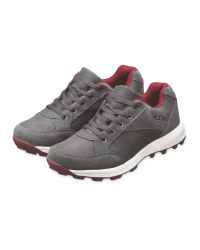 Crane Grey Adult's Walking Shoes