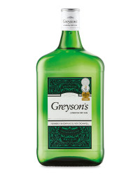 Greyson's London Dry Gin 1L