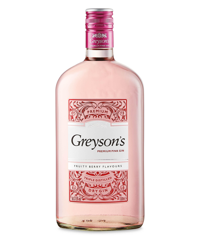 Greyson's Pink Gin