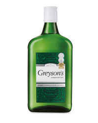 Greysons London Dry Gin 70cl