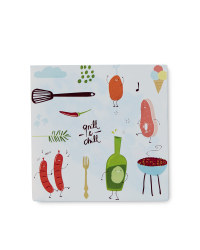 Grill & Chill Napkins