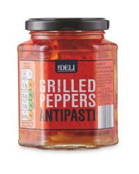 Grilled Pepper  Antipasti