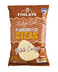 Grilled Steak Flavour Potato Crisps
