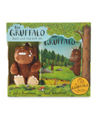Gruffalo Book & Plush Toy