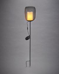 GunmetalSolar Wire Stakelight