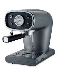Gunmetal Espresso Maker