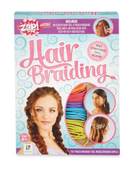 Hair Braiding Activity Set