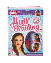 Hair Braiding Zap Activity Set