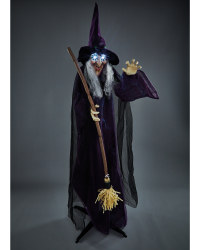 Large 1.8m Halloween Witch