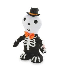 Halloween Animated Skeleton