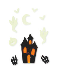 Halloween Gel Stickers Child 1
